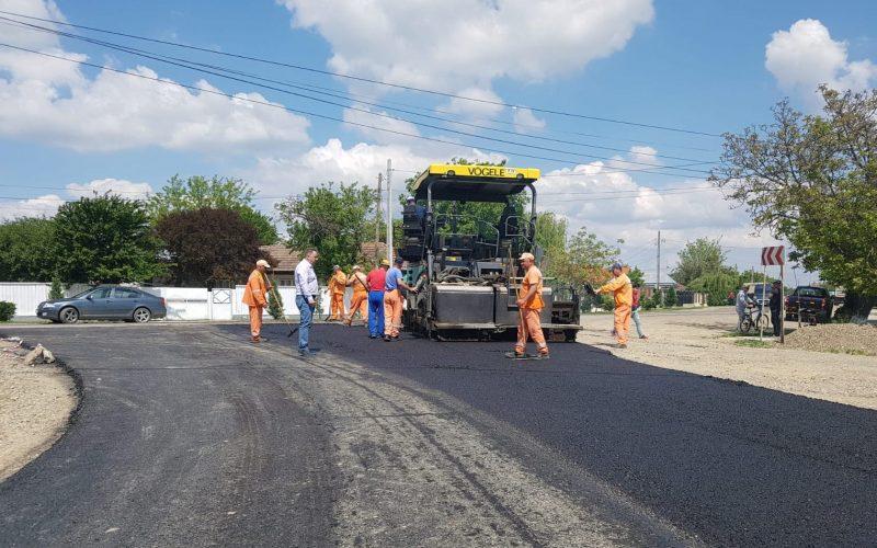 Strada Oituz din Cugir va fi modernizată