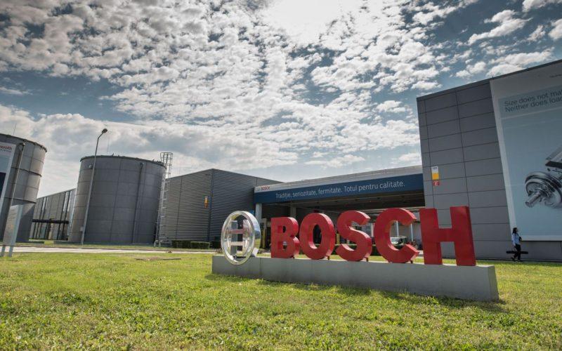 BOSCH Automotive din Blaj a vândut mai mult în 2019, dar profitul a intrat la apă