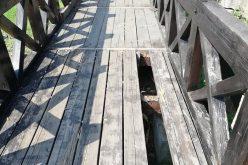Un pod de acces în Cetatea Alba Iulia a fost refăcut cu o investiție de 20.000 de euro