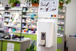 O firmă din Alba a inventat o stație de dezinfectare pentru accesul în spații publice