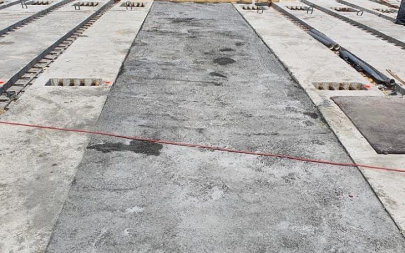Podul de pe DN74, de peste Valea Ruzi, va fi reabilitat
