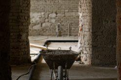 52%, stadiul fizic al lucrărilor de restaurare a Palatului Principilor