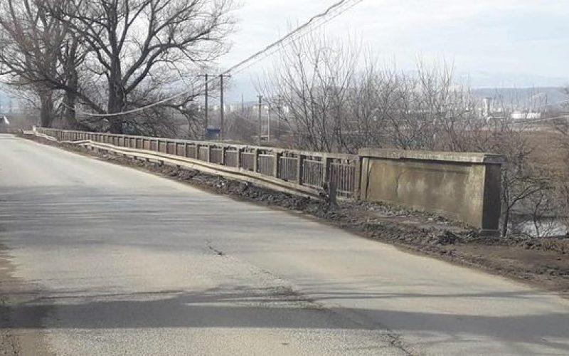 Podul dintre Aiud şi Ciumbrud, reabilitat de o asociere de firme din Cluj Napoca şi Baia Mare