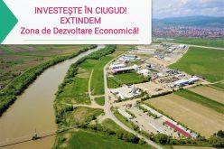 Zona de Dezvoltare Economică Ciugud, extinsă cu încă 12 hectare, parcelate şi cu toate utilităţile