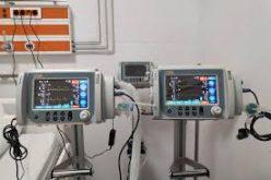 1,1 mil. lei, decontate din fonduri nerambursabile pentru achiziţia a 10 ventilatoare pulmonare mecanice