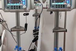 Peste 1,1 mil. lei, decontate din fonduri europene pentru achiziţia a 10 ventilatoare pulmonare