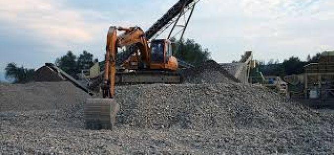 Demersuri ale unei firme clujene pentru exploatarea aurului aluvionar din albia minoră a Arieşului, la Lupşa