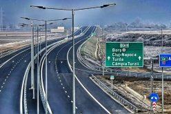 Lotul 1 din A10 Sebeş – Turda, deschis circulaţiei pe aproape 15 km; proiectul a demarat acum 6 ani