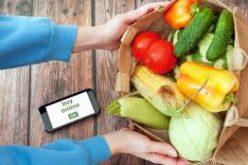 Vânzările online de alimente, creştere cu 400% de la începutul pandemiei