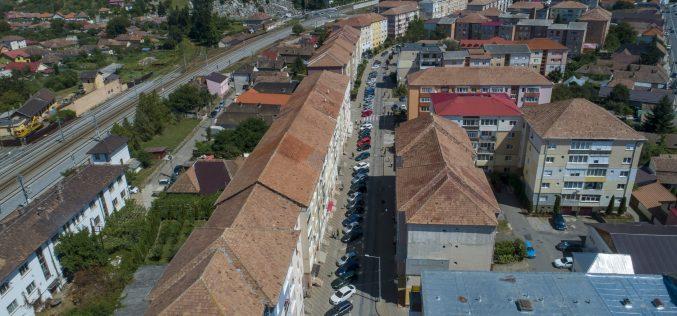 Cel mai mare cartier din Blaj, modernizat cu fonduri europene