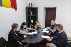 Modernizarea sistemului de iluminat public din Aiud – semnarea contractului pentru servicii de proiectare