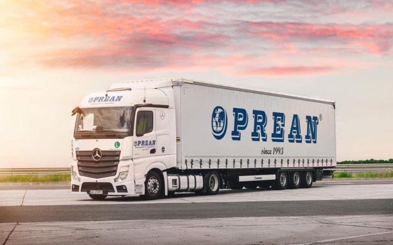 Transportatorul OPREAN SRL anunță investiții  de peste 2 milioane de euro